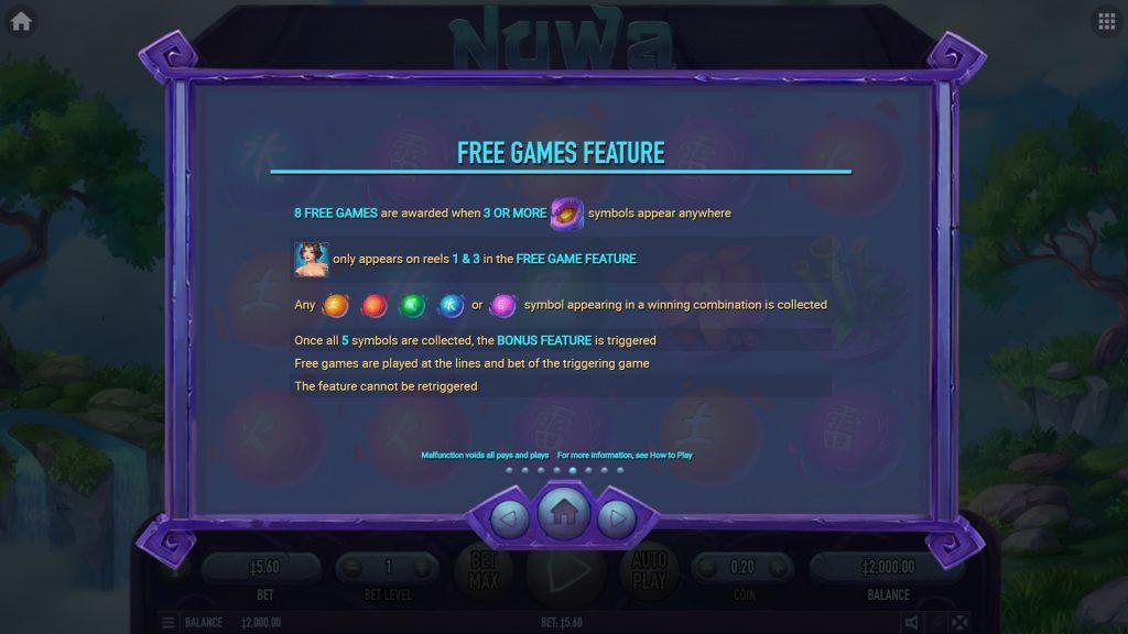 สล็อตเกม Nuwa รับเงินสูงสุด 2,000 เท่า