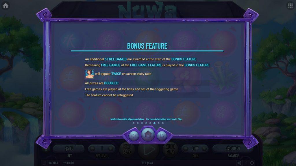 สล็อตเกม Nuwa สร้างโดย Habanero